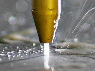 Гидроабразивный станок для резки металла водой R-Gar