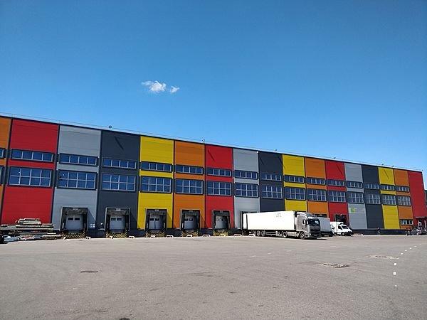 «IPC» приобрела на торгах бывший склад «Пивдома» на Липкинском шоссе