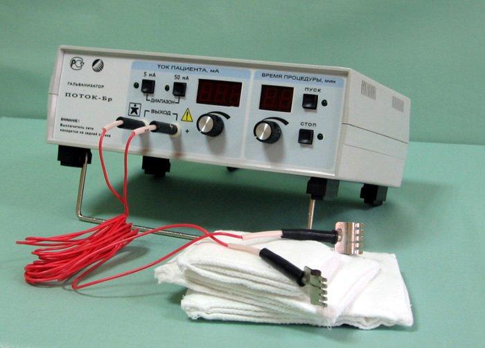 Особенности электрофореза
