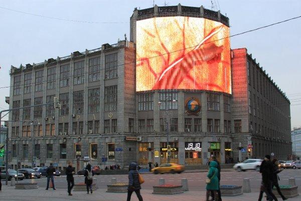«Vos'hod» проведет реновацию здания Центрального телеграфа к 2024 году
