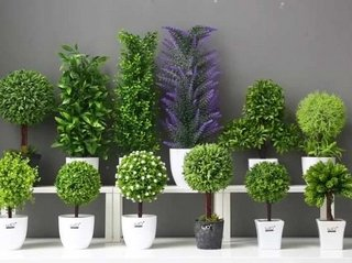 Основные преимущества искусственных деревьев