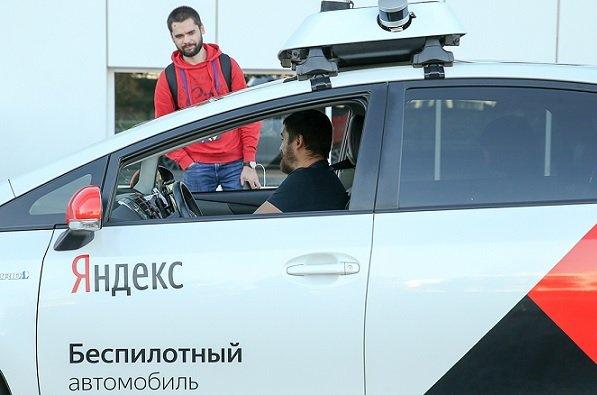 МЭР и «Яндекс» договорились о запуске в Москве коммерческих робомобилей