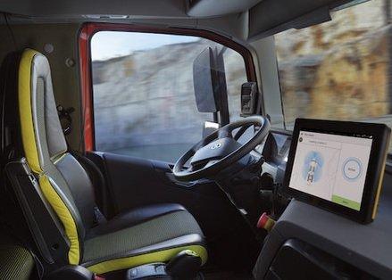 Volvo планирует протестировать беспилотные большегрузы на М-11