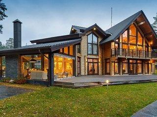 Плюсы и минусы каркасных домов, построенных по финской технологии