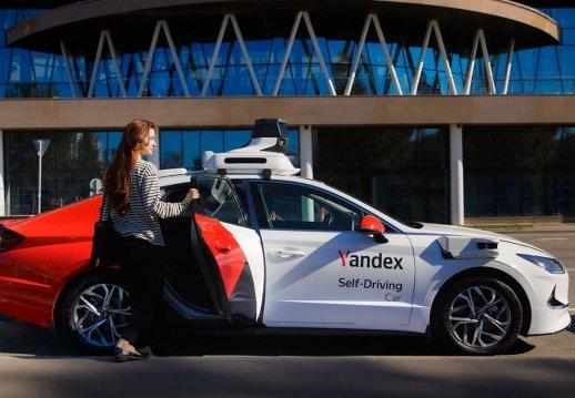 «Яндекс» протестирует в Ясенево сервис роботакси