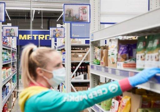 В Москве открылся совместный dark store Metro и «Сбермаркета»