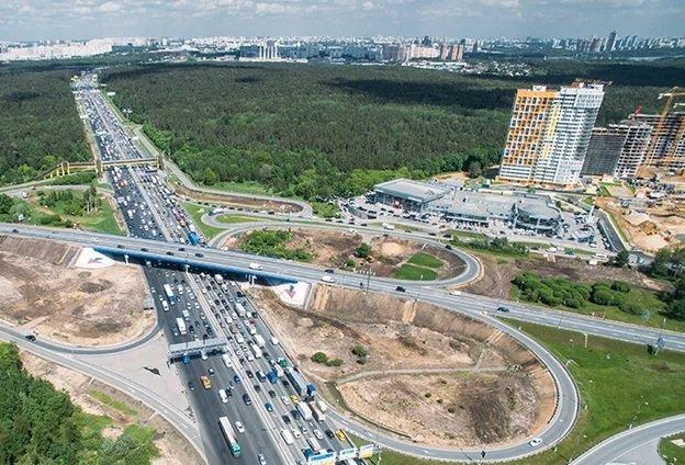 «Seven Suns» выкупает площадку на Рублево-Успенском шоссе