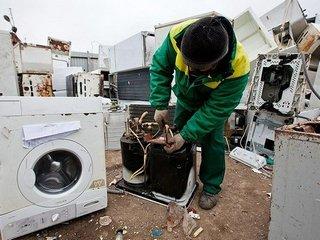 Преимущества и особенности утилизации старых стиральных машин