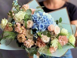 UFLOR: всегда свежие цветы с доставкой