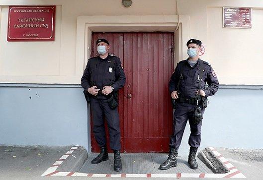 Facebook попросила Таганский райсуд об отсрочке выплаты административного штрафа