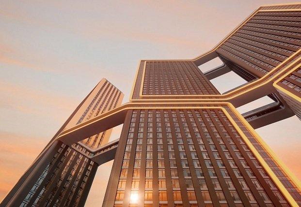 В Москве открылись продажи в многоэтажке со sky-парком
