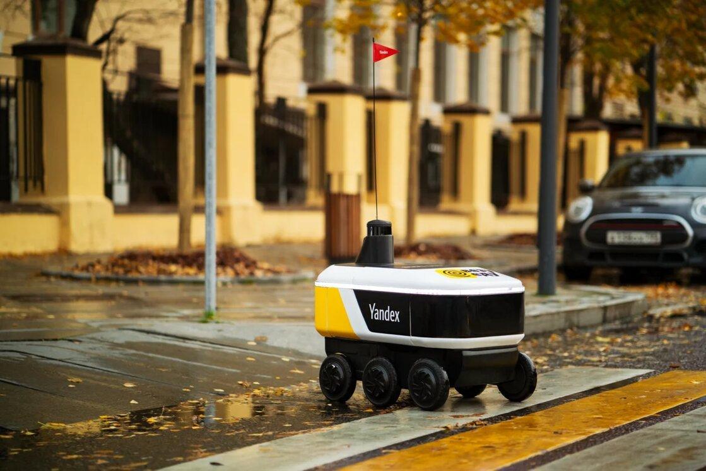 «Почта России» воспользуется роботами «Яндекса» для доставки посылок